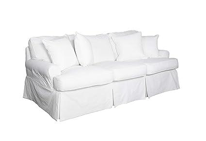 Amazon Com Sunset Trading Horizon Sofa Slip Cover Set Only Warm