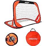 BAYINBULAK Pop Up Soccer Goal Portable Soccer Net for Kids Backyard Training, 1 Pack