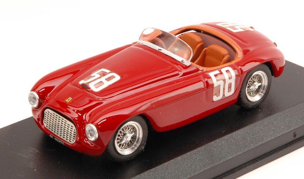 Art Model AM0242 Ferrari 212 MM N.58 Targa Florio 1951 STAGNOLI-RESTELLI 1:43