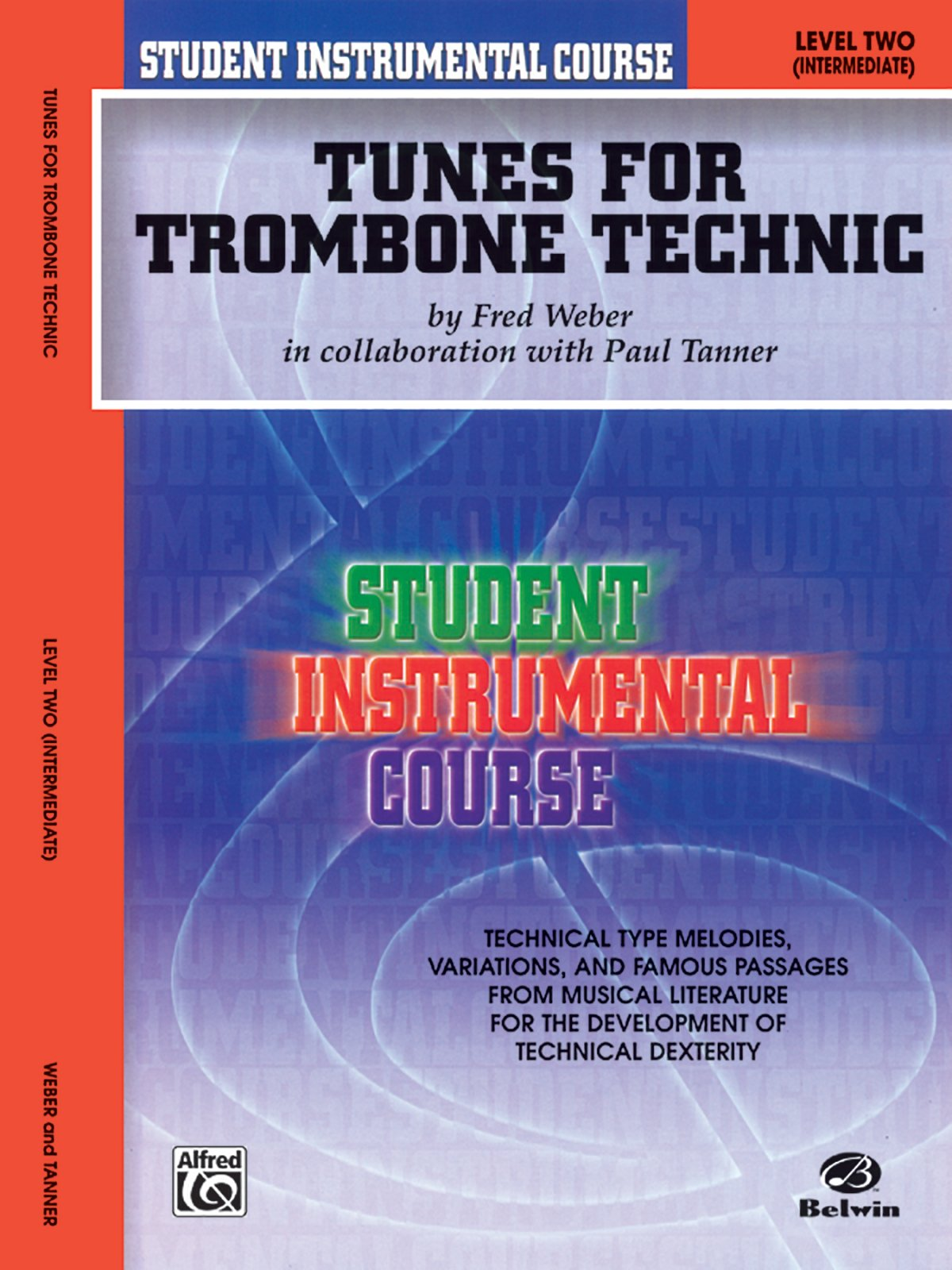 Read Online Student Instrumental Course Tunes for Trombone Technic: Level II PDF