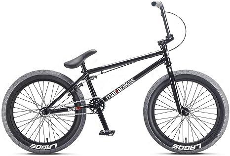 Mafiabikes Kush 2+ - Bicicleta Bmx, 20 Pulgadas, Negra: Amazon.es ...