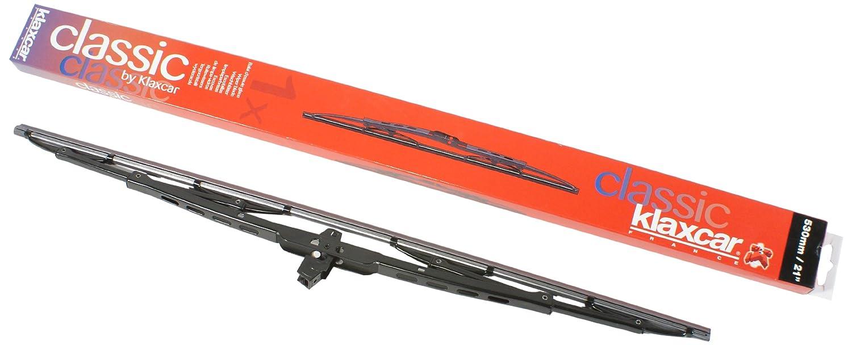 Klaxcar 33656Z - Escobilla para limpiaparabrisas (530 mm/21 ...
