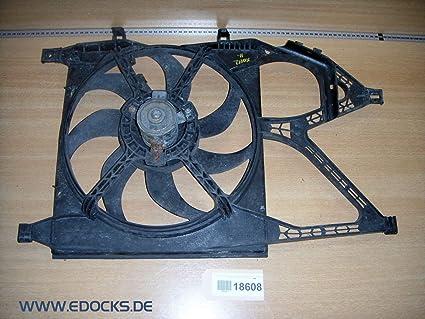Ventilador Motor Del Ventilador Enfriador de Agua Ventilador Del Radiador Corsa Combo C 1,2 sin Kima Opel: Amazon.es: Coche y moto