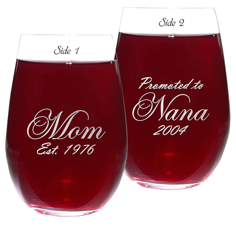 best    gift present for best mom grandma step mom emergency team medical professionalgift for hero Wine glass gift for emt