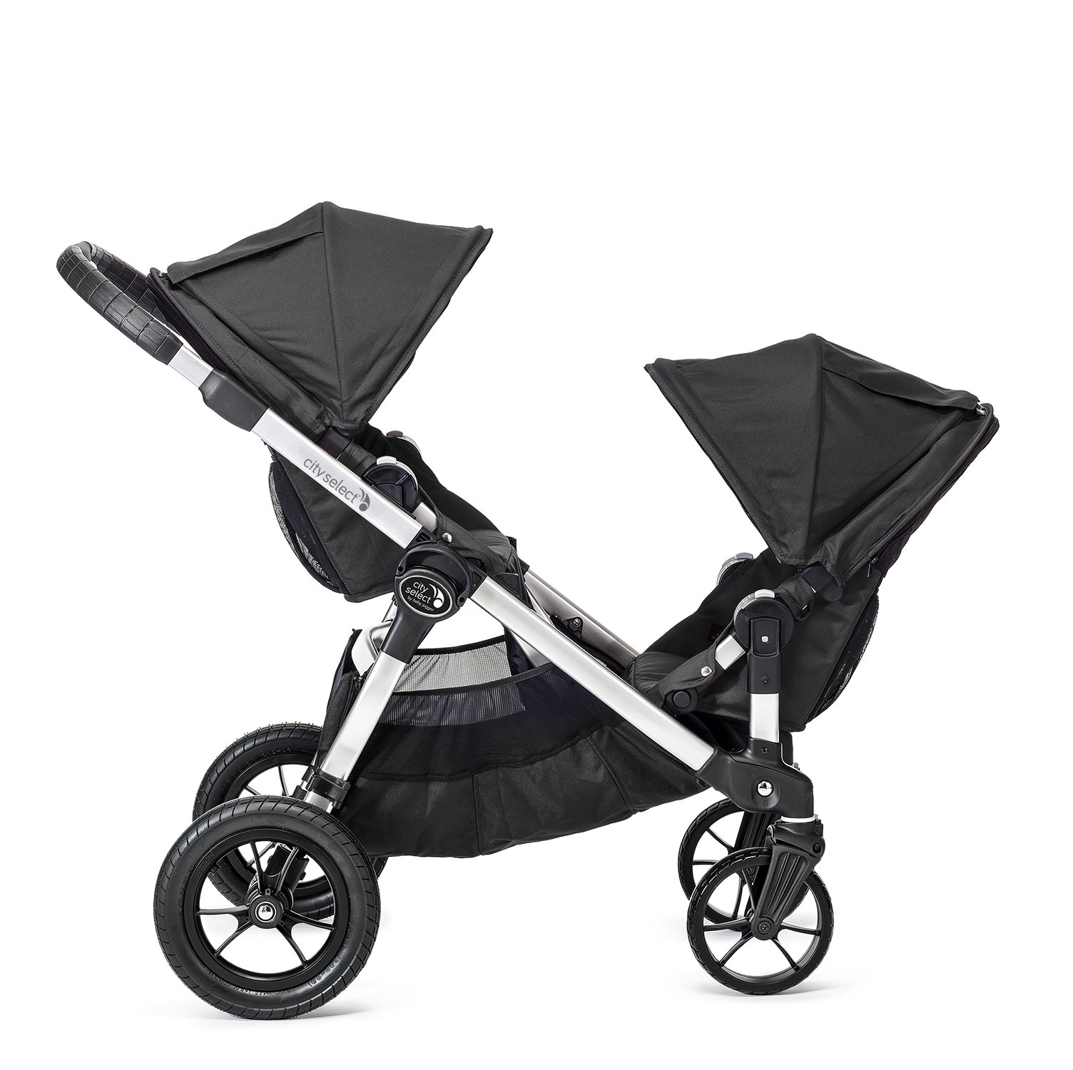 Baby Jogger 2015 City Select with 2nd Seat, Onyx by Baby Jogger (Image #3)