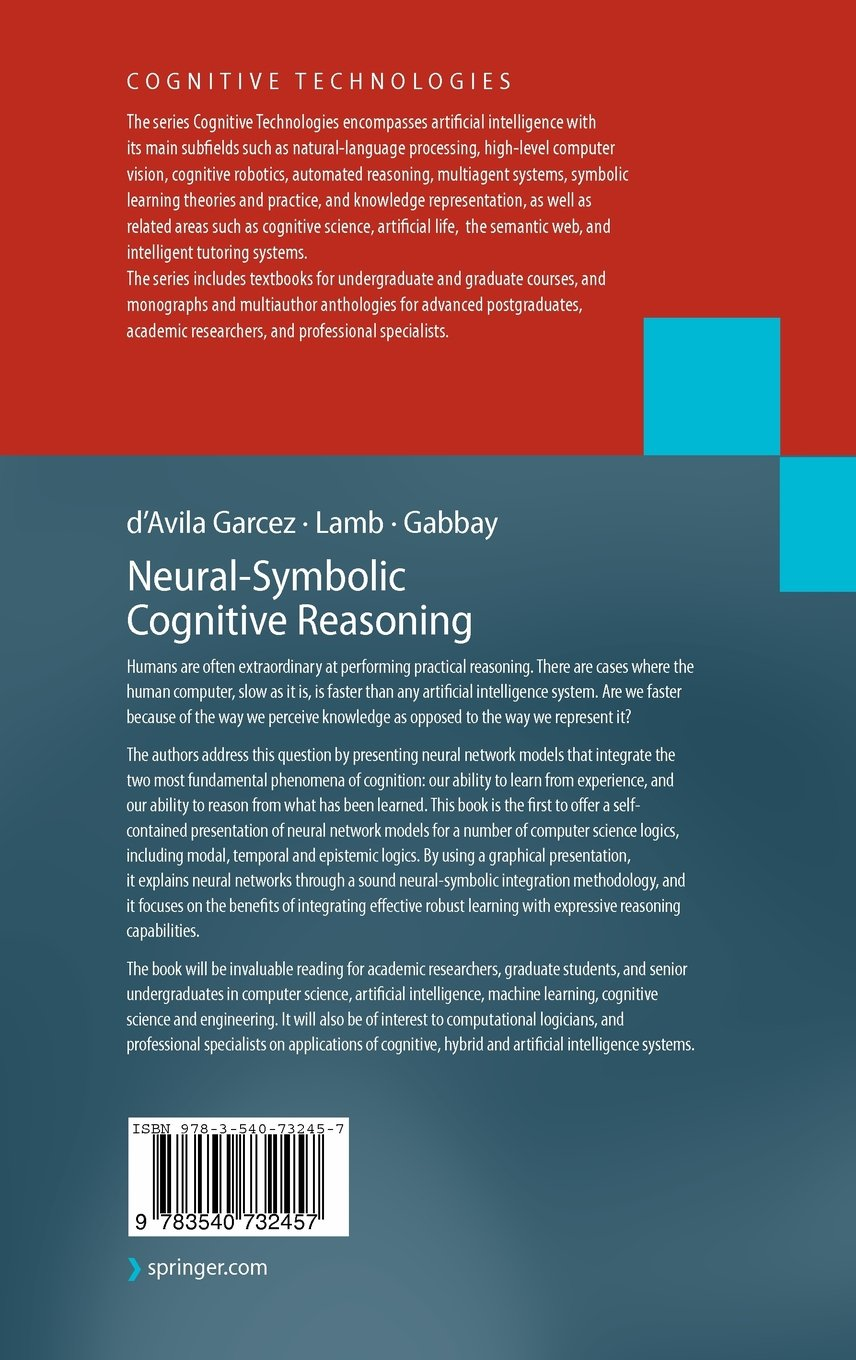 Neural-Symbolic Cognitive Reasoning (Cognitive Technologies)
