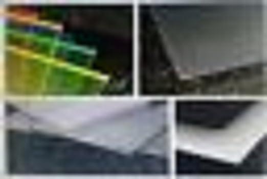 trasparente Pannello da 2,0 mm in policarbonato Lexan dimensioni 1250 x 680 mm