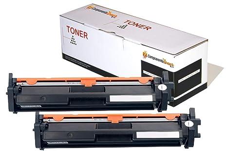CVT-CompraVentaToner - Pack 2X Toner Compatibles HP CF217A 17A ...