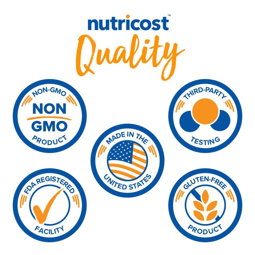 Nutricost DIM Diindolylmethane Plus BioPerine 300mg 120 Veggie Capsules  Up to 4 Month Supply Max