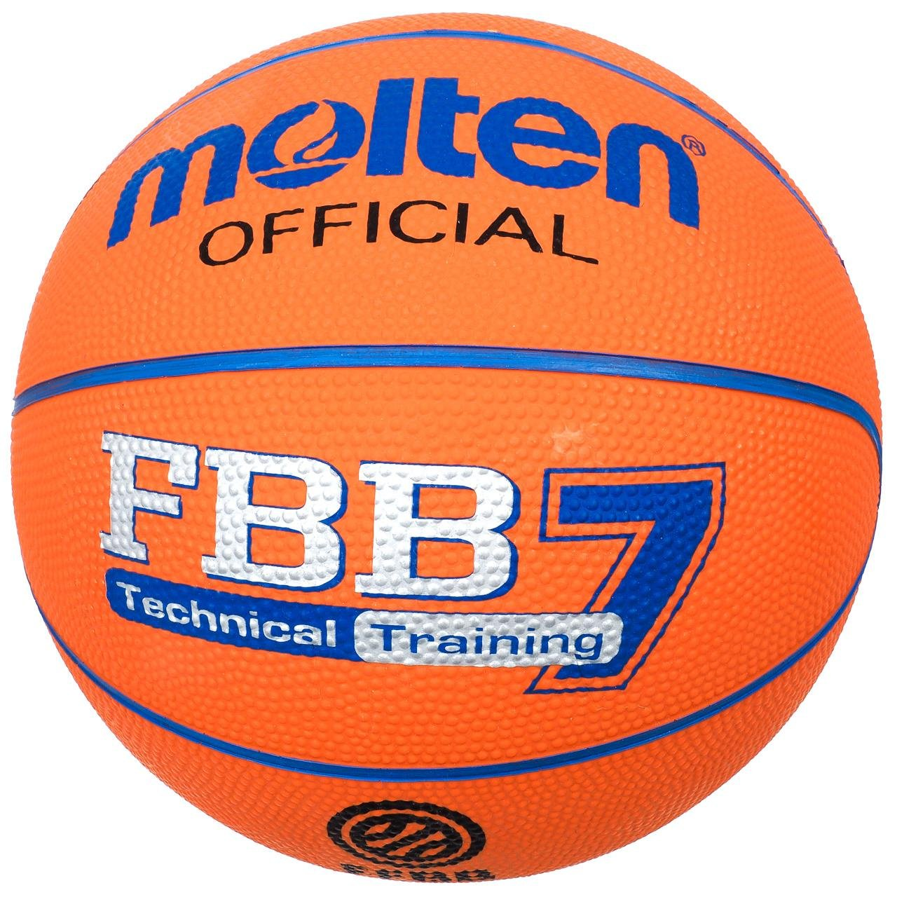 Molten - Fbb6 tech training - Ballon de basket