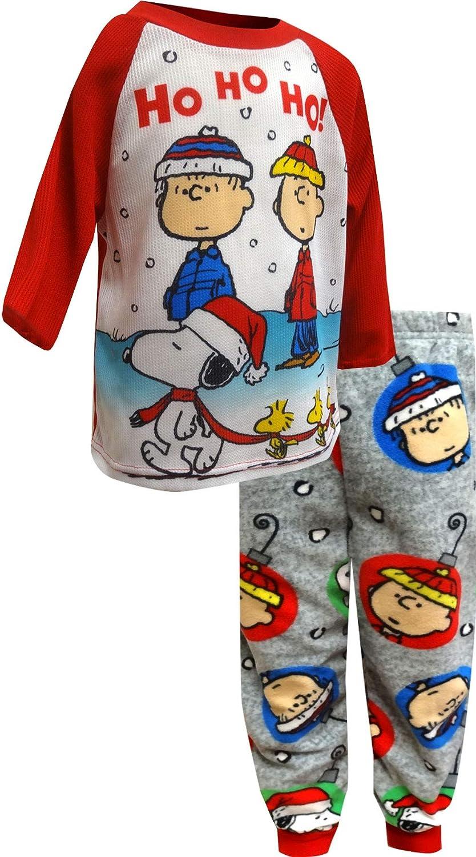 Charlie Brown Christmas Air Date 2019.Peanuts Boys Charlie Brown Christmas Ho Ho Ho Pajamas