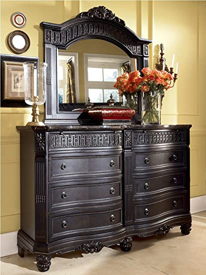 Genial Britannia Rose Dresser By Ashley Furniture