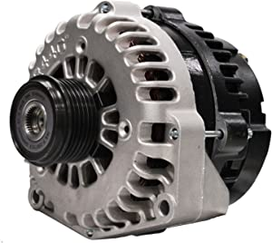 ACDelco 334-2732A Professional Alternator, Remanufactured