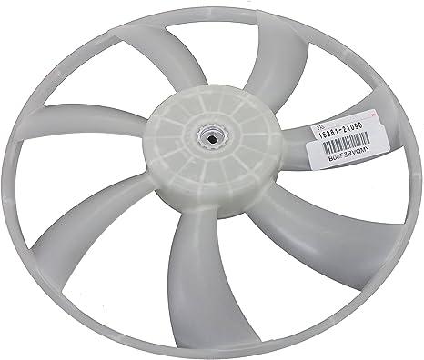 Genuine Toyota Engine Cooling Fan 16361-21090
