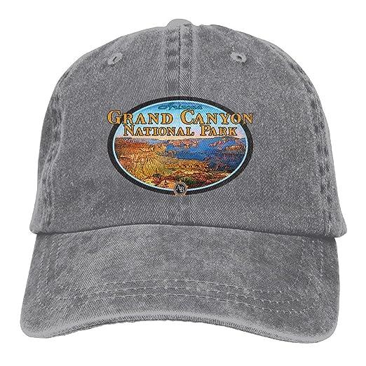 68600ba3 Grand Canyon National Park Unisex Denim Baseball Cap Adjustable Strap Low  Profile Plain Hats Outdoor Casquette Snapback Hats Ash at Amazon Men's  Clothing ...