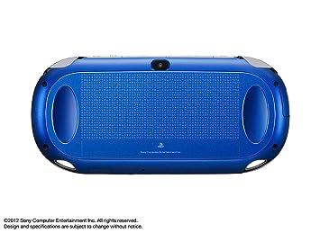 Amazon.com: Sony Playstation Vita OLED 1000 Series WiFi ...