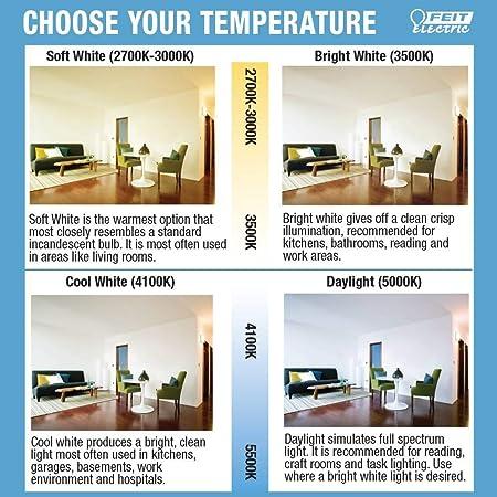 Feit Electric T48 841 Led Lamp Bright White Amazon Com