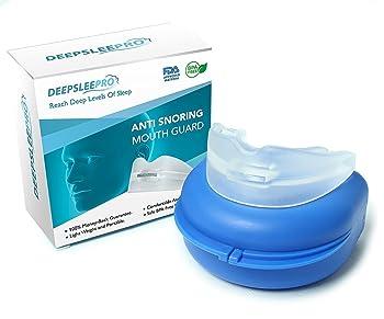 Tomiya Anti-Snoring Device: photo