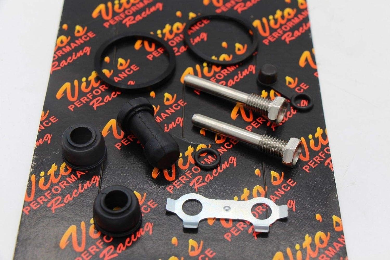Vitos Performance Rear Brake Caliper Rebuild KIT 1987-2006 Yamaha Banshee Warrior Raptor 660