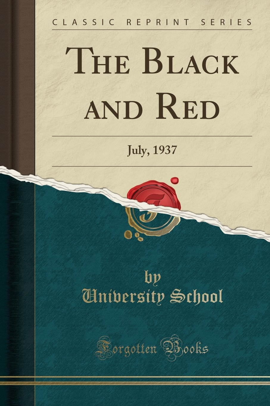 The Black and Red: July, 1937 (Classic Reprint) pdf