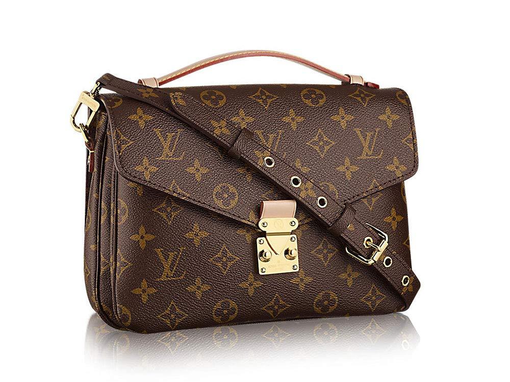 Dominic Abraham Pochette CrossbodyHandbag Tote Bag Postman package Shoulder Bag (brown)