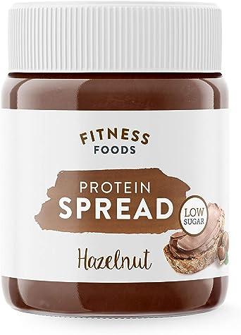 FITFOODS Protein Spread Hazelnut - Dispersión de proteínas ...