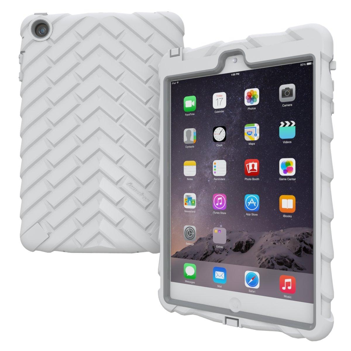 Gumdrop Cases DT-IPADMINI3-WHI_GRY Funda para Tablet 20,1 cm ...