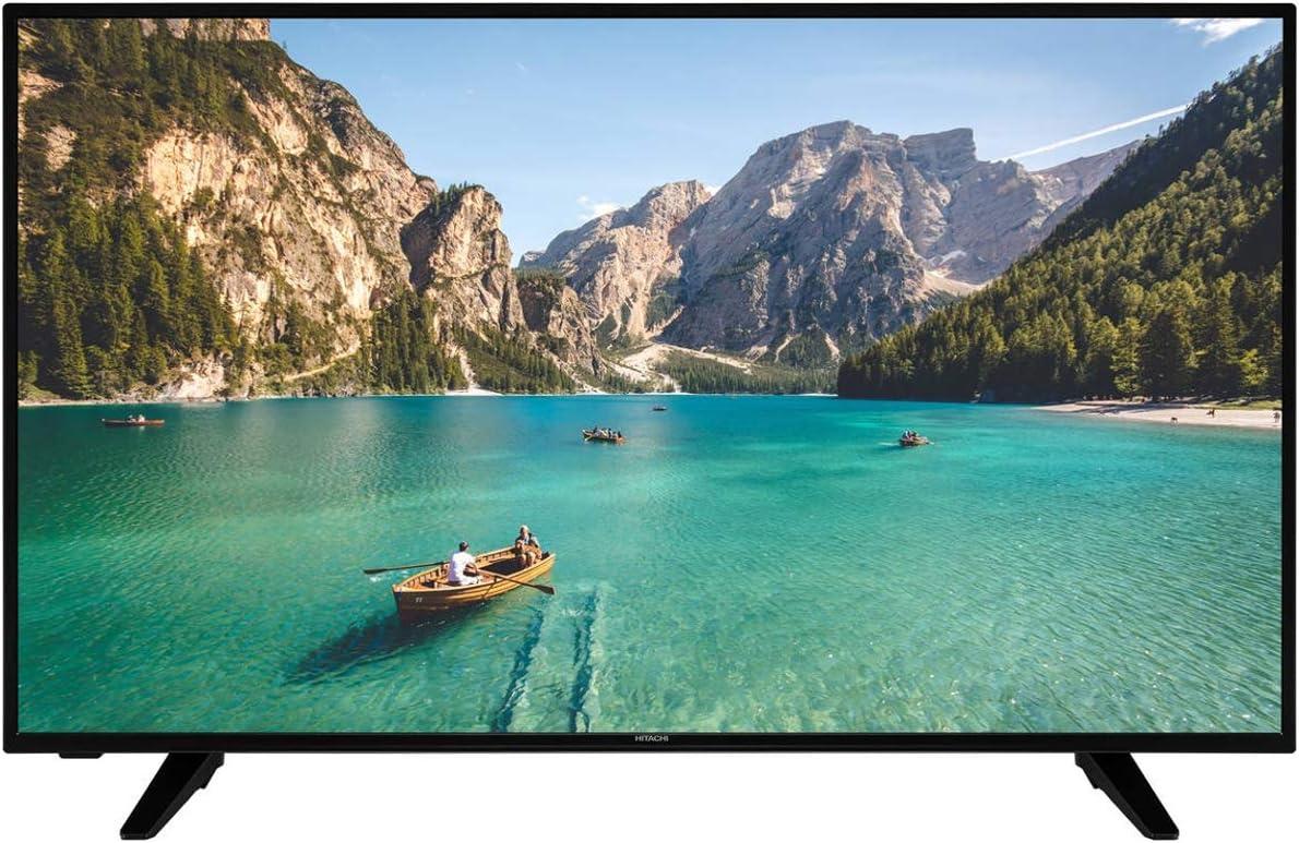 HITACHI 43HK5100 TELEVISOR 43 LCD IPS Direct LED 4K Smart TV WiFi: Amazon.es: Electrónica