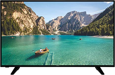 HITACHI 43HK5100 TELEVISOR 43 LCD IPS Direct LED 4K Smart TV WiFi: Amazon.es: Electrónica