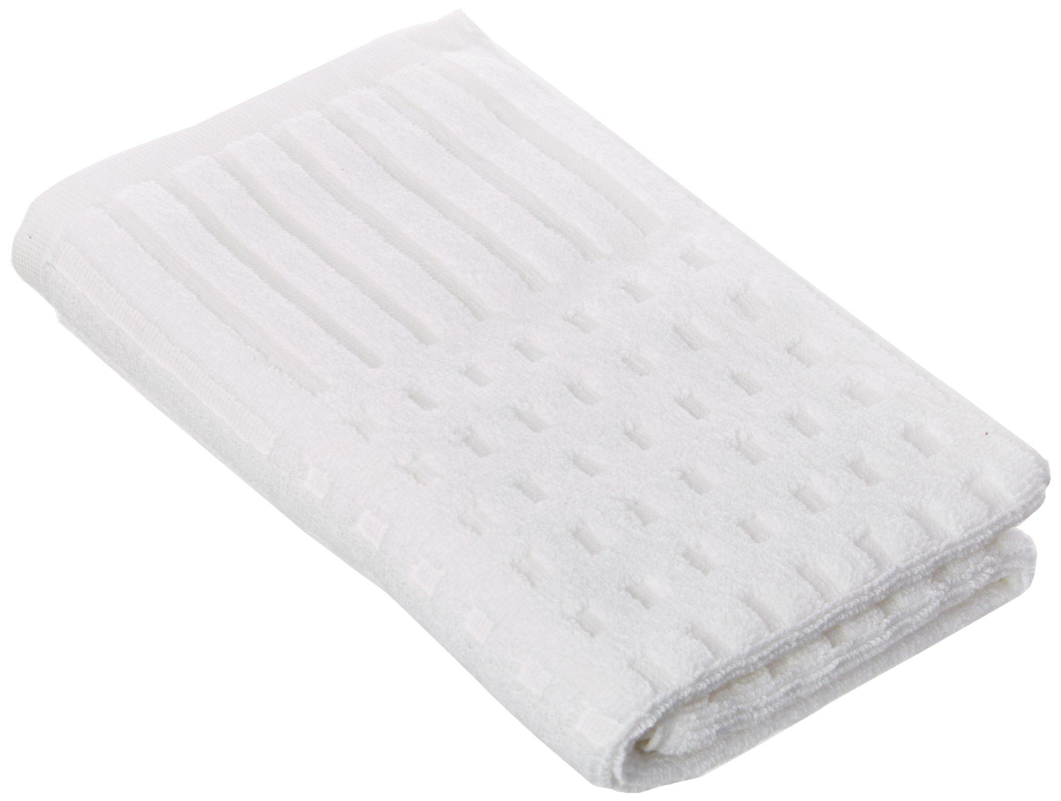 Kassatex Spa Hand Towel, White