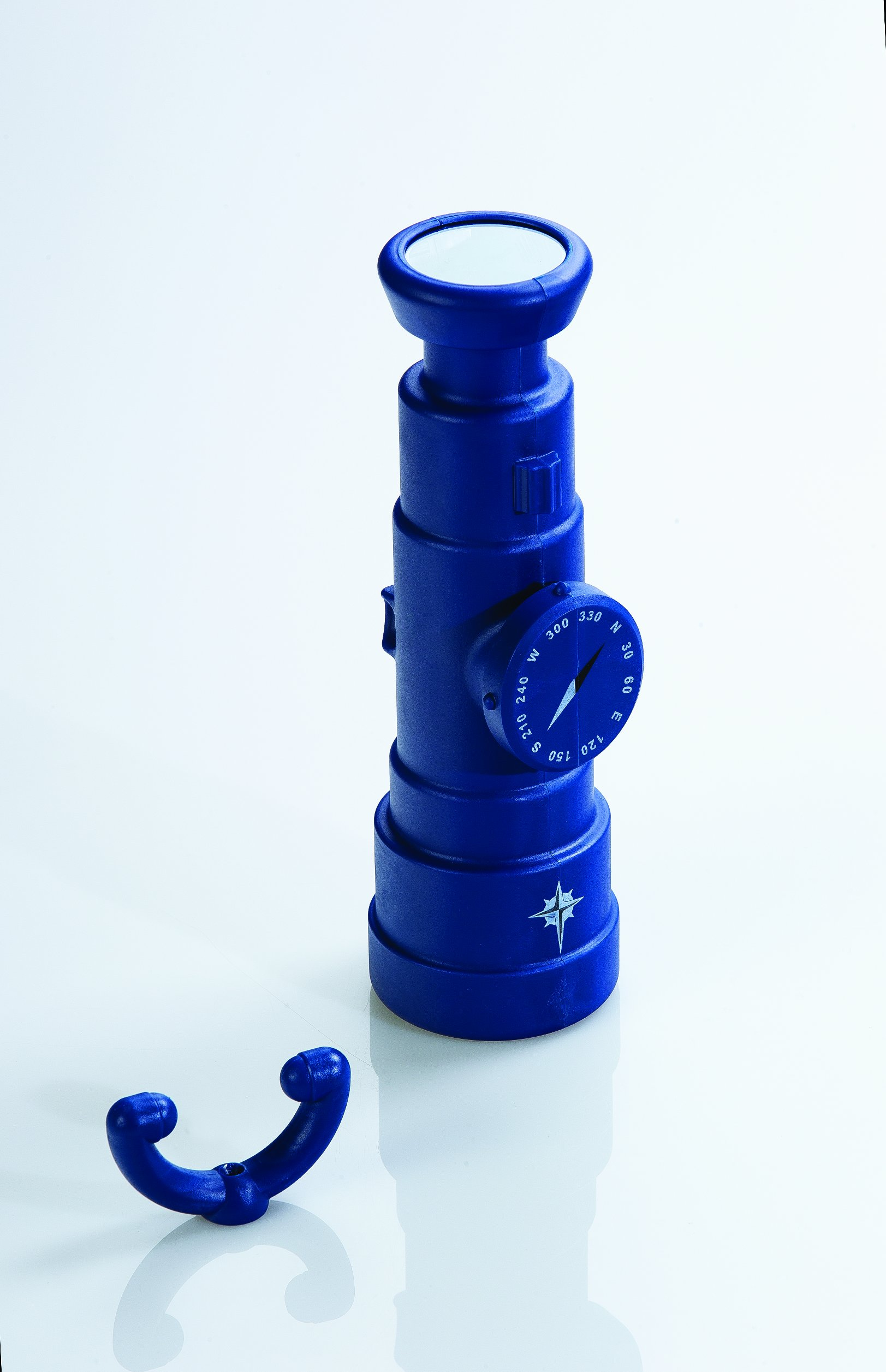 Creative Cedar Designs Playset Telescope Accessory- Blue, One Size by Creative Cedar Designs