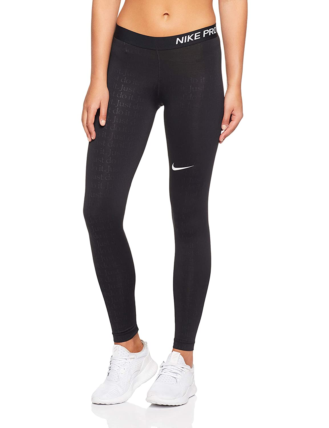 Nike Just Do It AOP Tight Donna