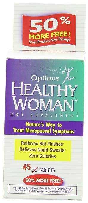 Menopause supllements