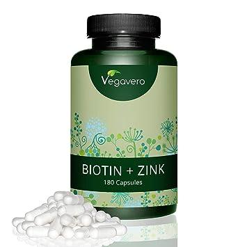 zinc tablets for hair growth