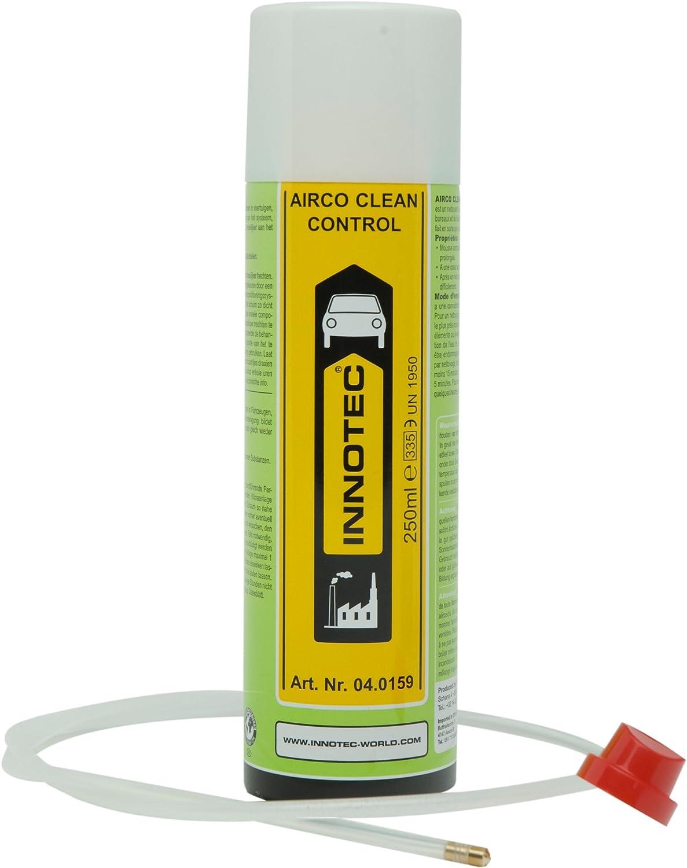 innotec AirCo Clean Control, aire acondicionado limpiador, 250 ml ...
