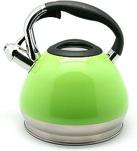 Creative Home Triumph 3.5 Qt- Green Tea Kettle