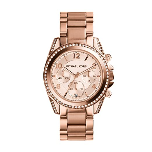 5e66d34e7978e Image Unavailable. Image not available for. Colour  Michael Kors Women s  Watch MK5263