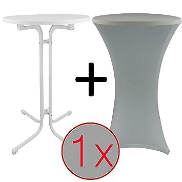 proheim Set de table Bistrot avec stretch assorti de table/étui de ...