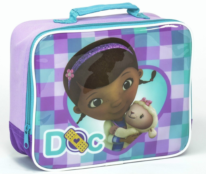 Sambros bel-bag-1004–2,5cm Doc McStuffin Lunchtasche Sambros bel-bag-1004–2 BEL-BAG-1004-01