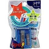 トンボ鉛筆 ippo! Wシャープナー KSA-121