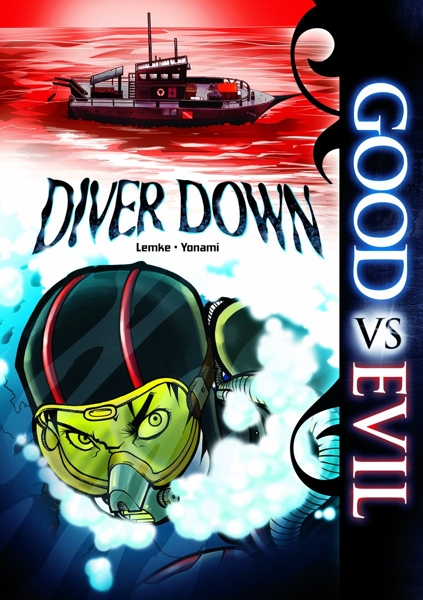 Diver Down (Good vs Evil) PDF ePub ebook