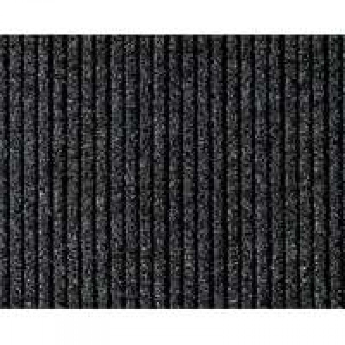 Multy Industries 36''x50' Concord Runner Charcoal 1000146 by Multy