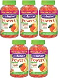 Vitafusion Power C Gummy Vitamins For Adults, 5 Pack (150-Count)
