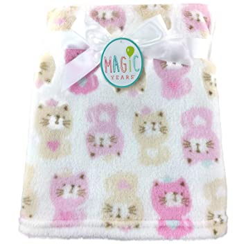 Cute n Soft Giraffe Comforter /& Blanket Newborn Baby Shower Unisex Gift Set