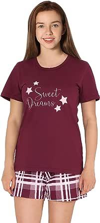 Merry Style Pijama Conjunto Camiseta y Pantalones Ropa Niña MS10-195