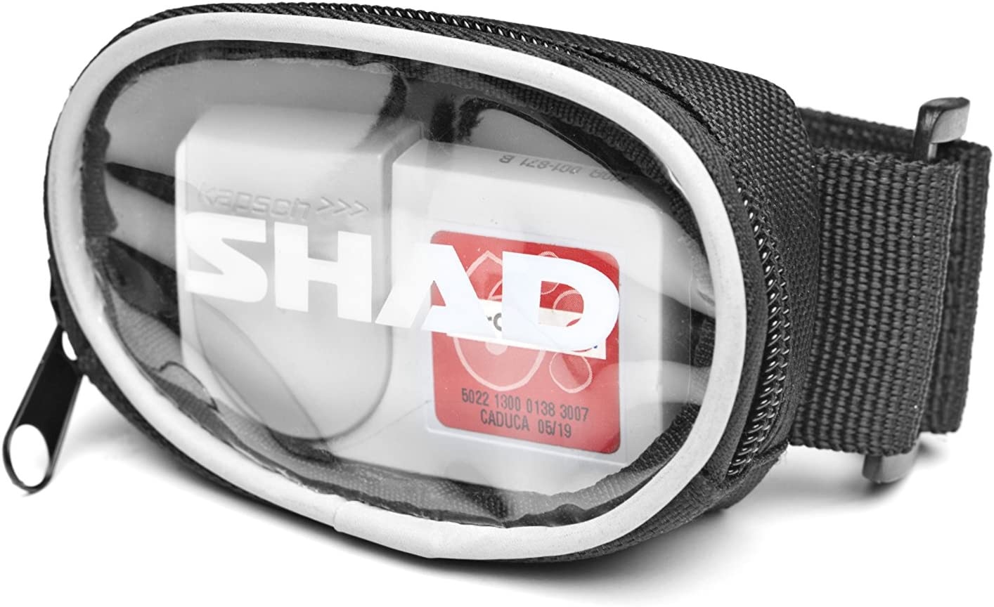 Shad X0sbt4 Weichgepäck Schwarz Auto