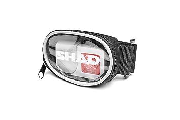 SHAD X0SBT4 SBT4 Toll Pass Pouch Bolsa Blanda para Motocicleta, Color Negro: Amazon.es: Coche y moto