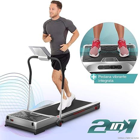 Sportstech innovadora cinta de correr eléctrica 2 en 1 con ...