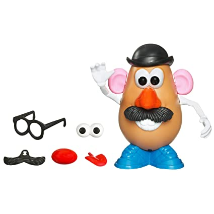 Amazon Com Mr Potato Head Toy Story 3 Classic Mr Potato Head