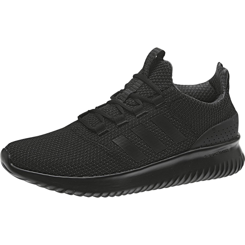 adidas neo Cloudfoam Ultimate Herren Sneaker schwarz BC0018